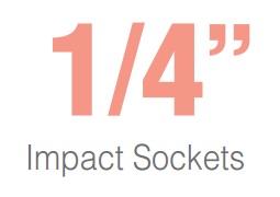 Đầu khẩu 6.3, đầu khẩu 1/4, Koken, impact socket