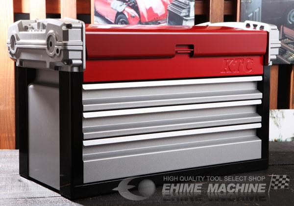 Bộ dụng cụ với hộp đựng cao cấp EKR-103, bộ dụng cụ đa năng, SK3650EZ, KTC SK3650EZ