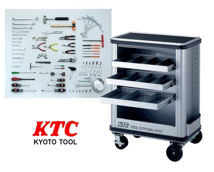 Bộ dụng cụ sửa chữa, KTC SK7006B, SKR703A KTC