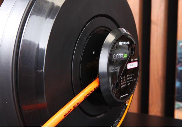 Cuôn dây khí 10m, cuộn ống hơi Triens với vật liệu thân thiện môi trường