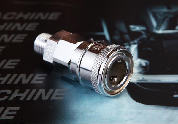 Đầu nối nhanh khí nén là sản phẩm tùy chọn, Nitto 20SM, NAC 22SM