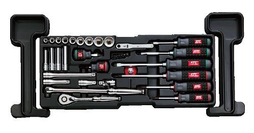 Bộ dụng cụ KTC, dụng cụ xưởng Yamaha, đồ nghề KTC, đồ nghề sửa chữa xe máy,