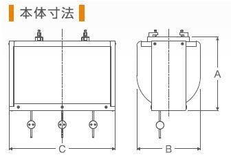 Cuộn dây 3, SB-3P, hộp dây kết hợp, Sankyo SB-3P
