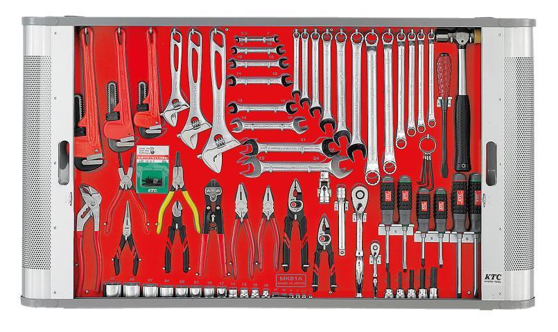 Bảng treo dụng cụ KTC MK81A, bảng treo dụng cụ KTC Nhật, MK82