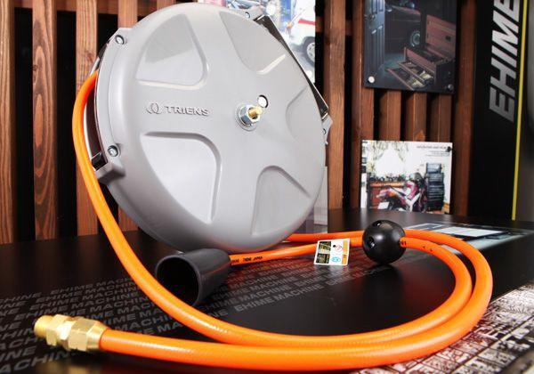 Cuộn ống hơi tự rút, Sankyo SHR-31Z, cuộn dây khí tự rút, Triens SHR-31Z