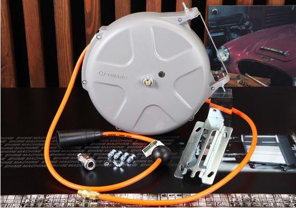 Cuộn dây khí, hộp hơi SHS-210Z, dây khí S-HA-2-1, dây khí 6.5mmx10m