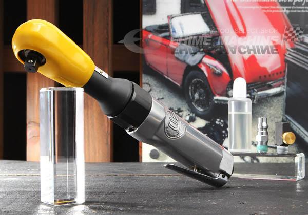 Tay vặn ốc, vặn ốc tay ngang, tay cóc 3/8 inch, Shinano SI-1320A, tay cóc vặn ốc khí nén, tay vặn cóc Shinano, SI-1320A