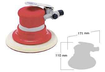Máy chà nhám 150mm, đĩa chà nhám