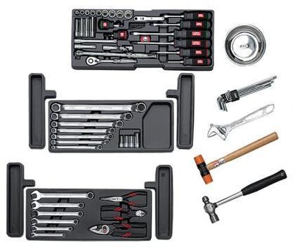 Bộ dụng cụ xưởng Yamaha, dụng cụ KTC cho xưởng Yamaha