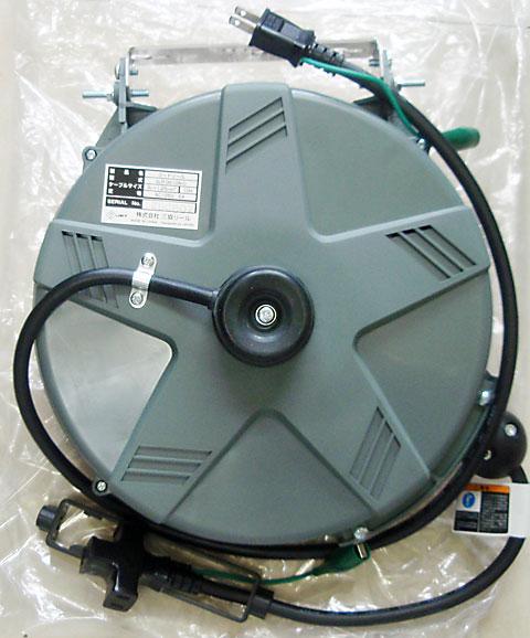 Cuộn dây tự rút 20m SLR-20N, cuộn dây điện 3 lõi 1.25mm2x3. Triens SLR-20N