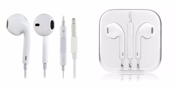 Kết quả hình ảnh cho tai nghe iphone 5
