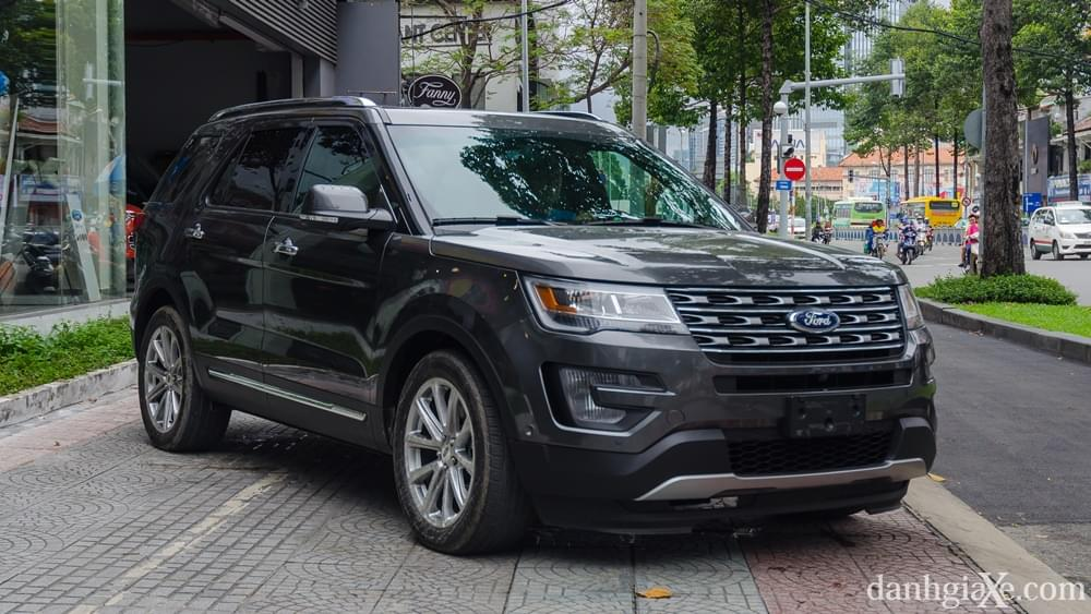 Ford Explorer Limited