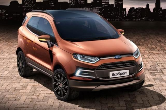 Ford EcoSport Trend 1.5MT
