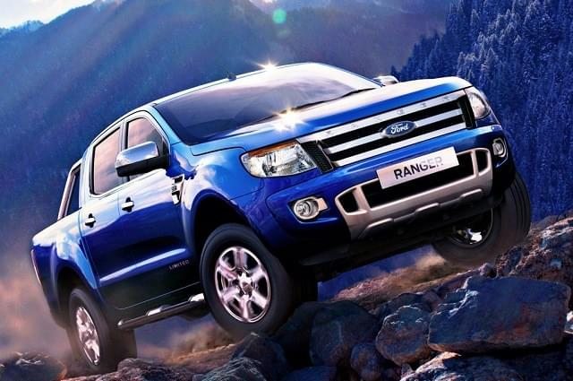 Ford Ranger Wildtrak 3.2L AT