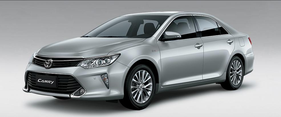 Toyota Camry 2.5 q màu bạc