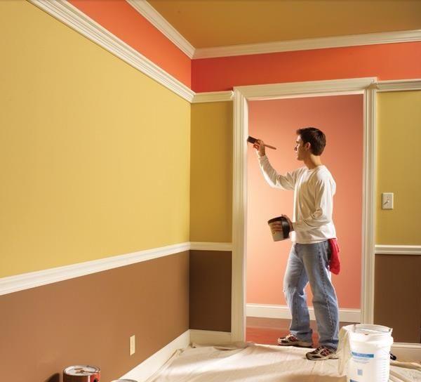 Kết quả hình ảnh cho sơn nhà
