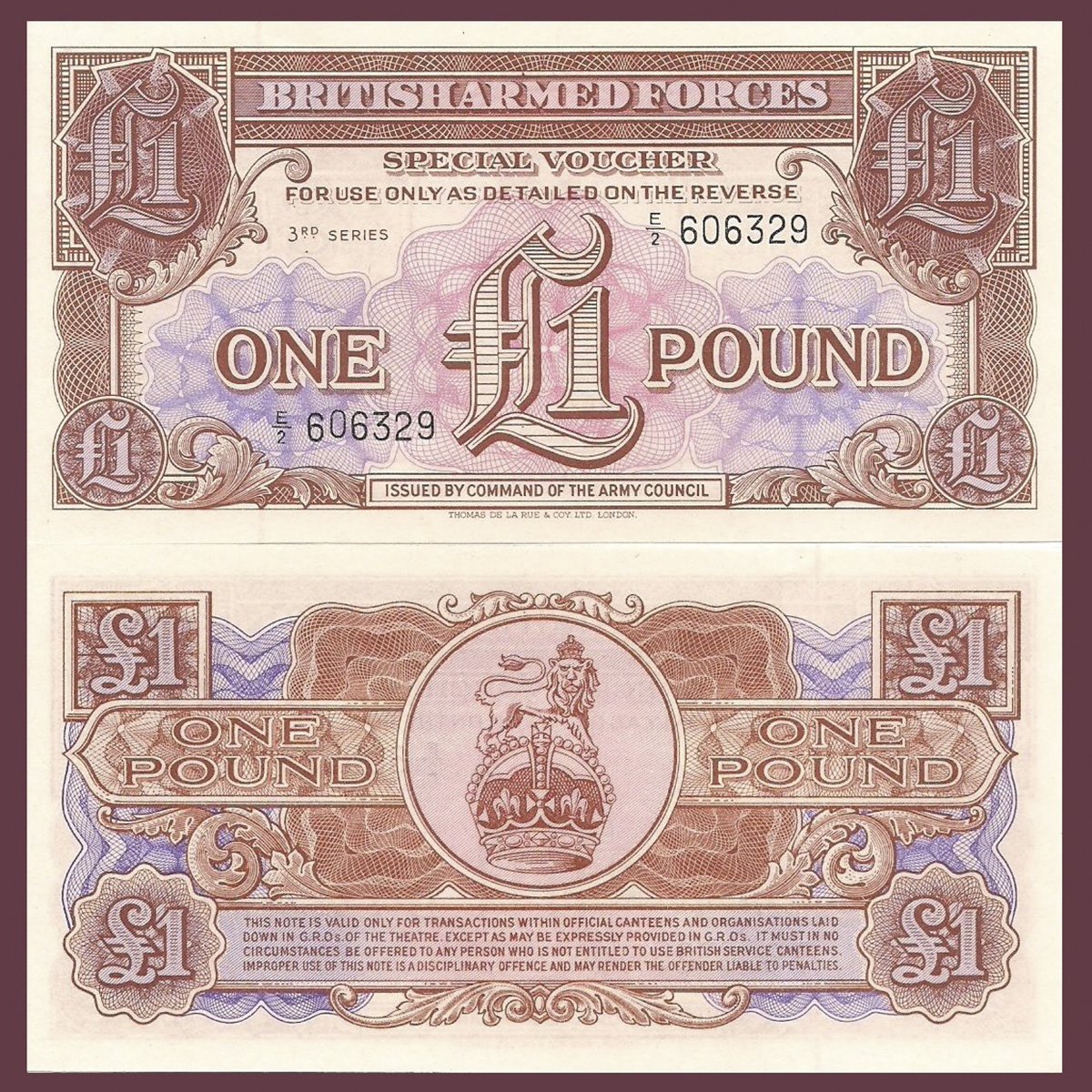 Great Britain (Anh) 1 pound 1956