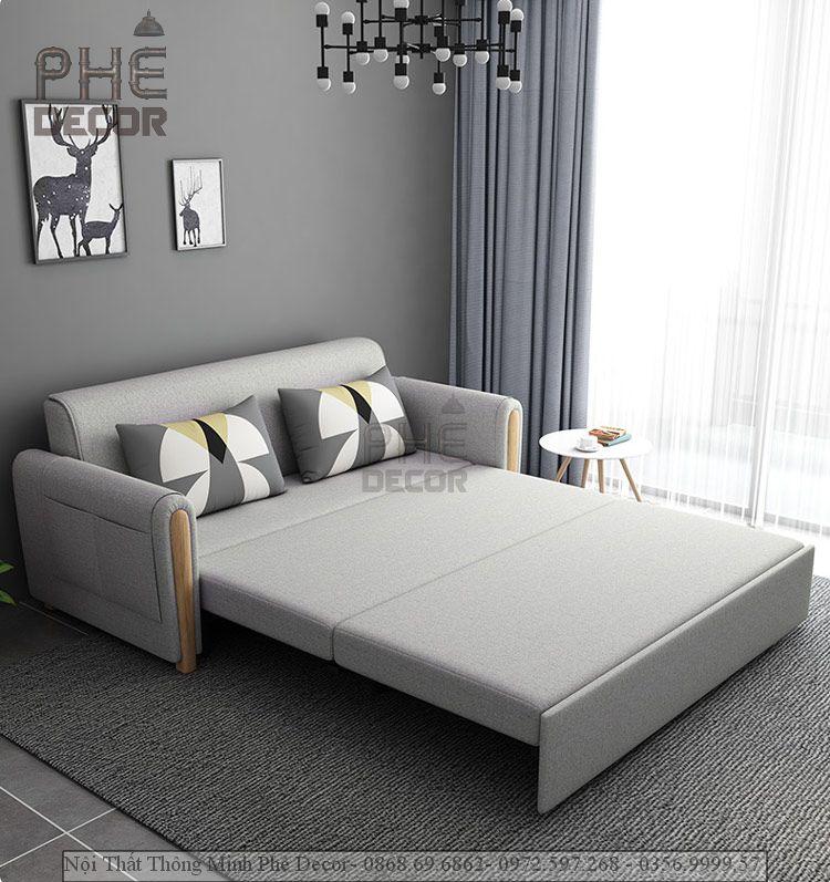 15 Mẫu Sofa Giường Thiết Kế Cực Thong Minh Khiến Bạn Bất Ngờ