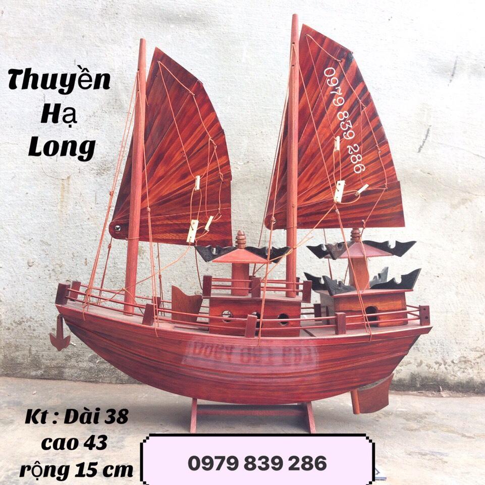 Thuyền buồm hạ long 1