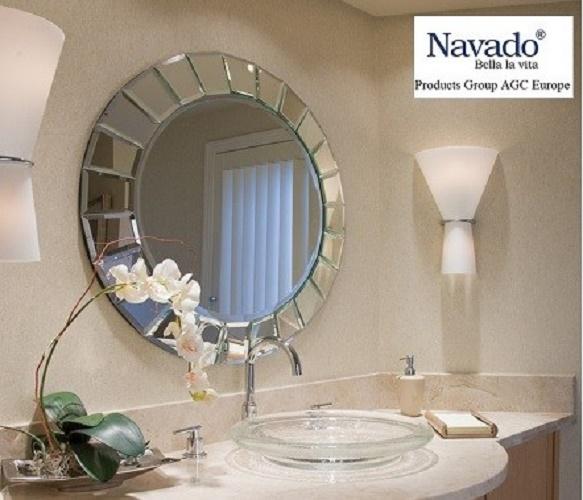 Gương vệ sinh