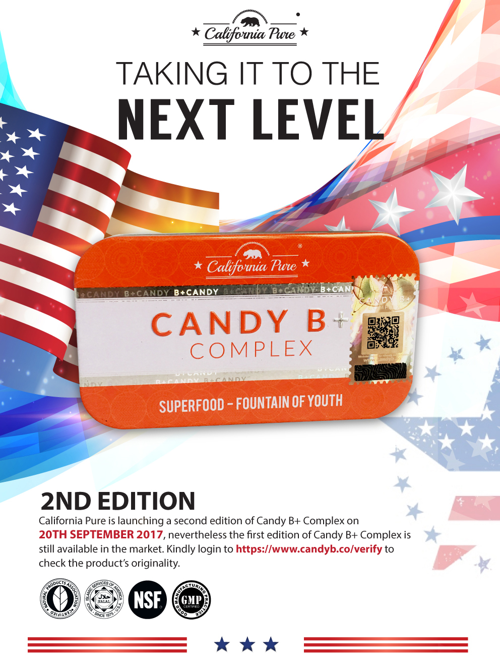 candy B complex