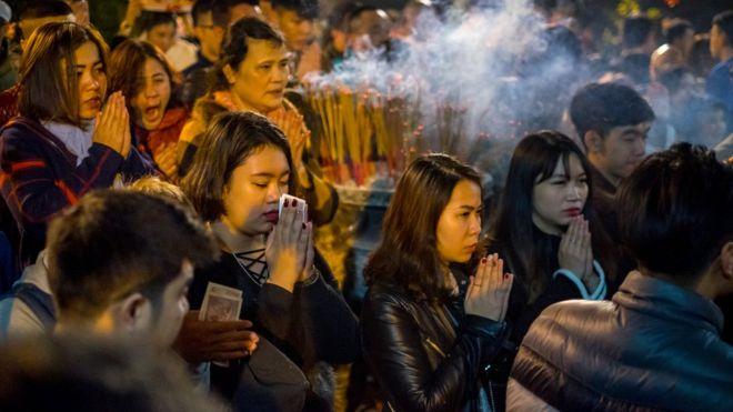 thờ cúng là nét đẹp của tôn giáo dân tộc châu Á