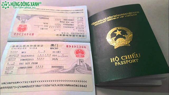 làm visa đi Macau 2019