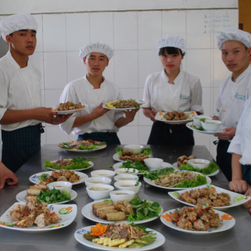 ASIAN CUISINE - REQUIREMENT - MODULE