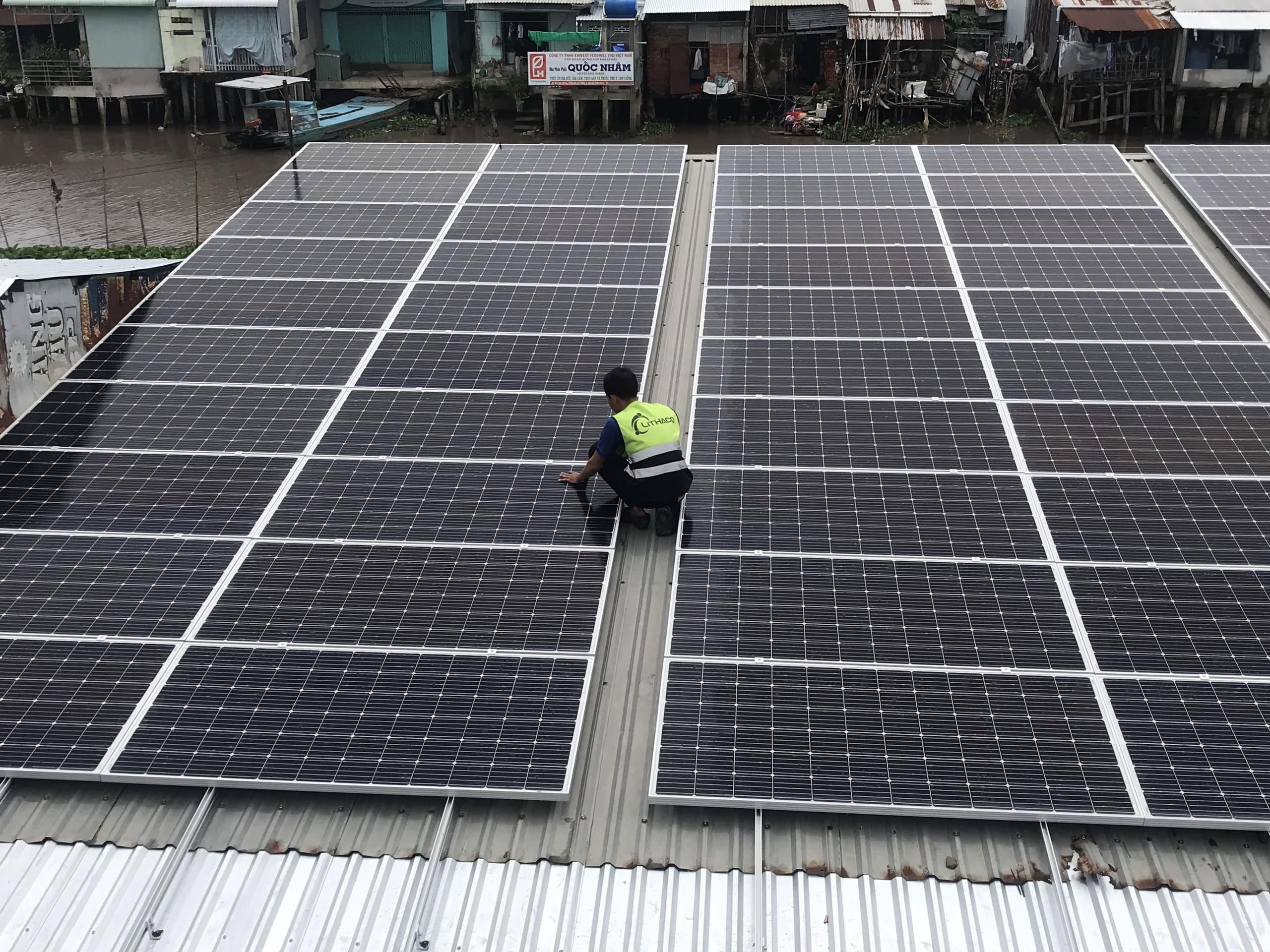 Giá mua điện mặt trời có khả năng chưa thay đổi chờ bổ sung thêm phương án chia vùng bức xạ
