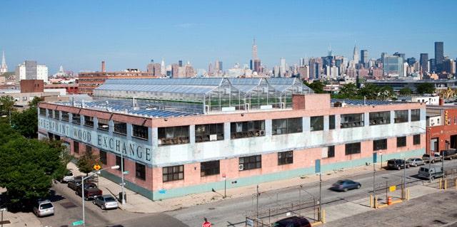 Một khu chợ ở nước ngoài lắp giàn năng lượng trên mái vừa sinh điện, làm mát và trồng rau – giải pháp 3 trong 1