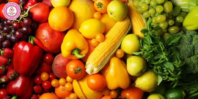 Trẻ bắt đầu ăn dặm nên ăn rau củ trước tiên