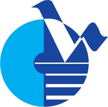 logo cảng đình vũ