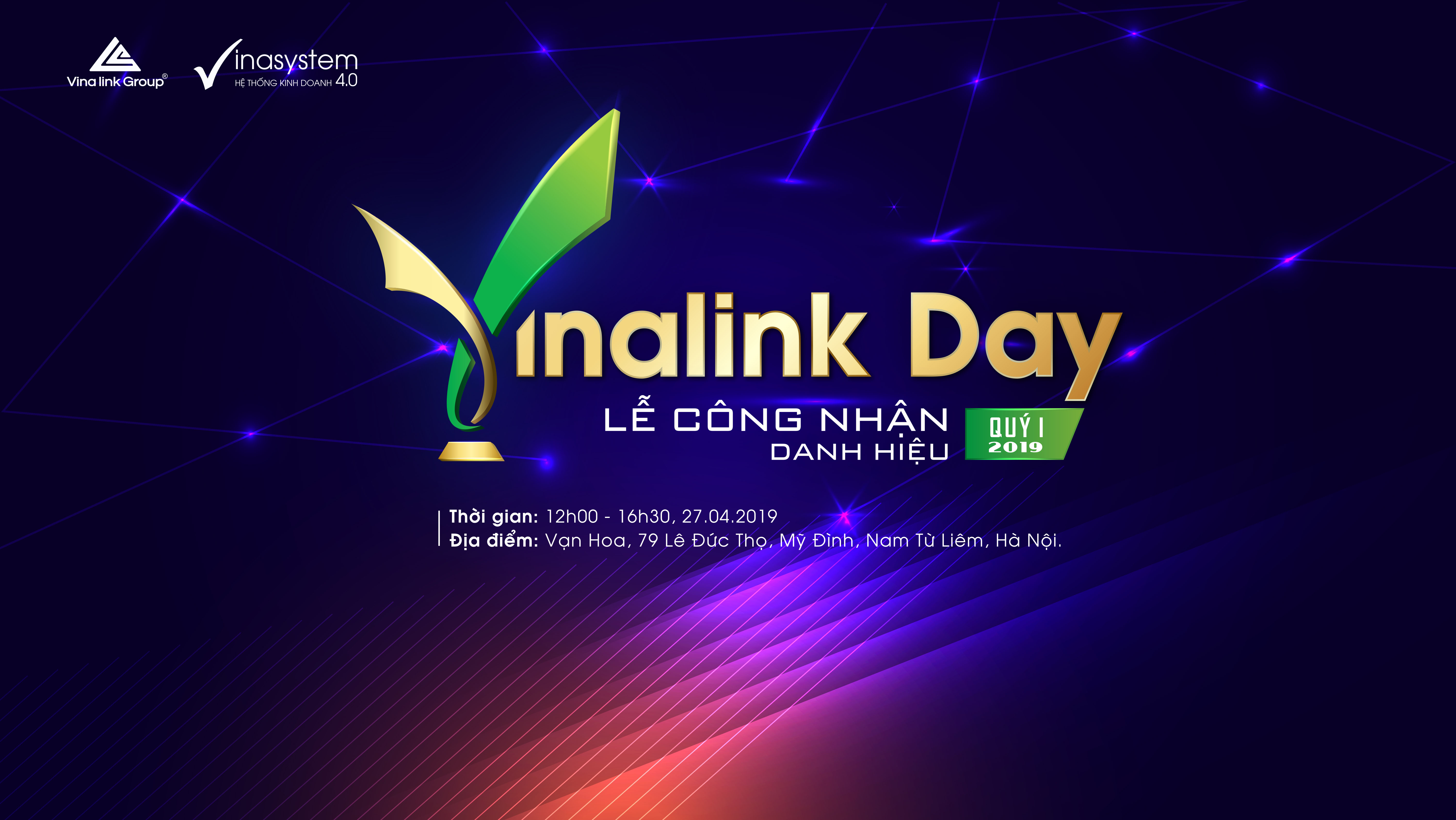 VINALINK DAY MIỀN BẮC VINALINK GROUP