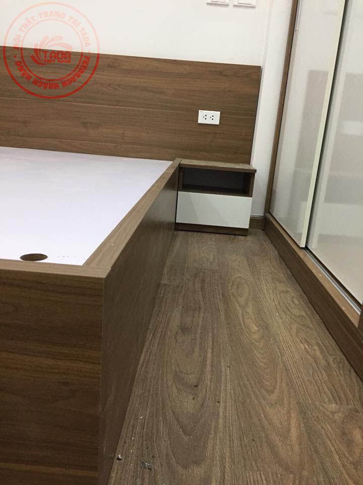 feedback phòng ngủ hiện đại