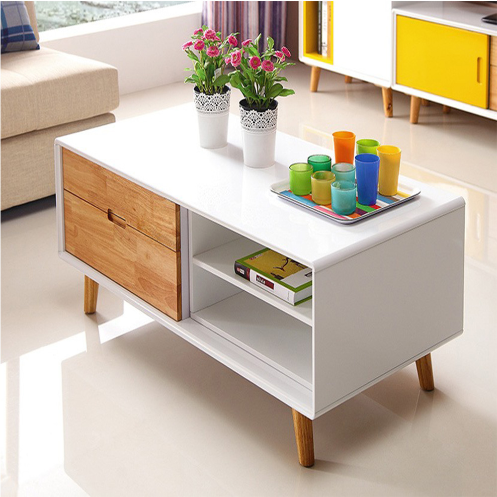 Bàn trà sofa phong cách hiện đại NV004