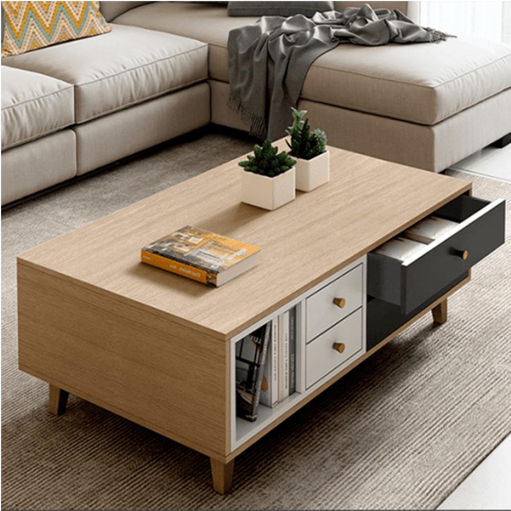 Bàn trà sofa thiết kế nhỏ gọn NV005