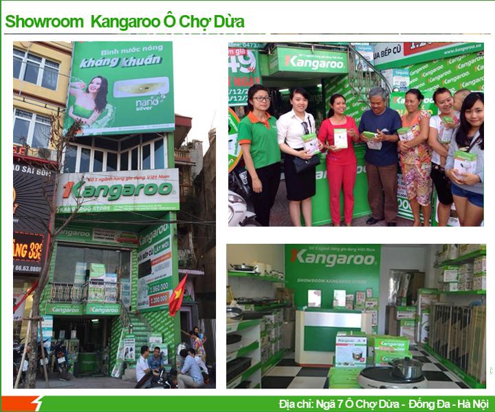 Showroom Kangaroo Ô Chợ Dừa (Xã Đàn)