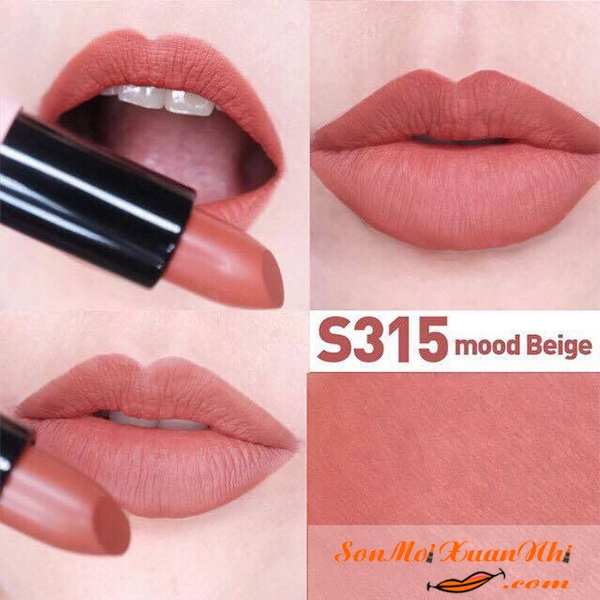 Son Amok vỏ hồng Mood Beige  Luxury Lovefit - S315