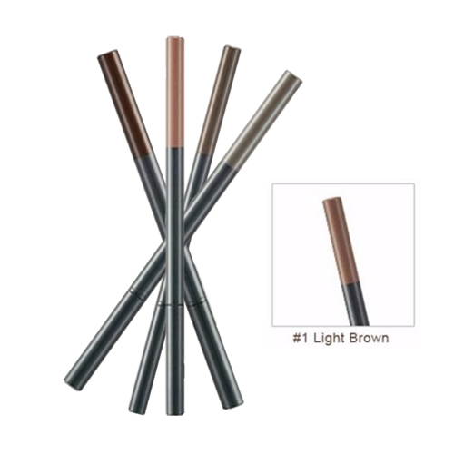 Chì Kẻ Chân Mày The Face Shop Designing Eyebrow Pencil No.01 Light Brown