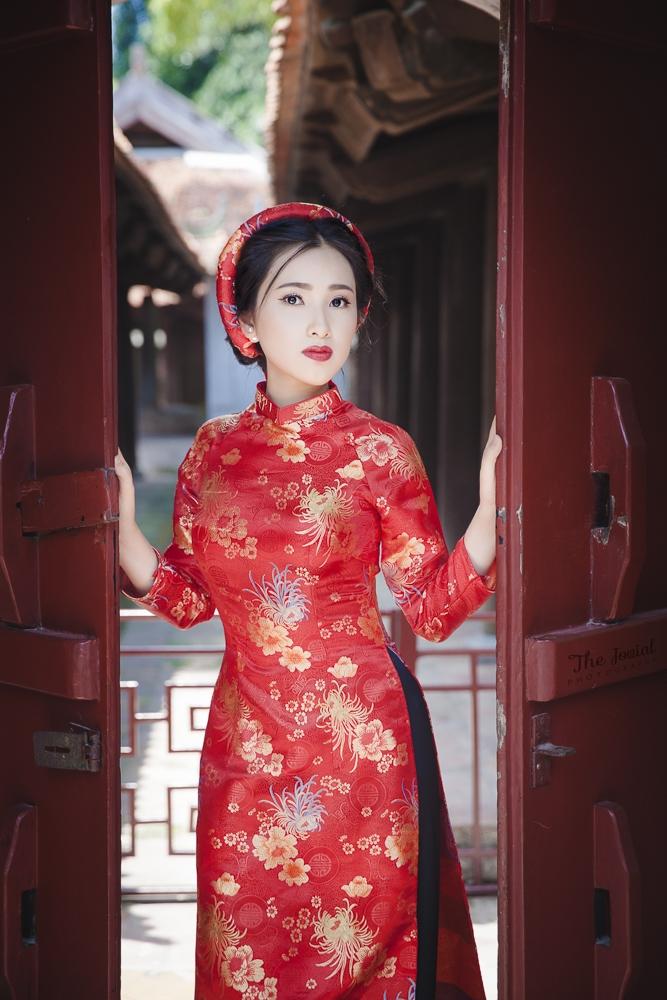 Hoa hậu Đỗ Mỹ Linh làm đại sứ Lễ hội áo dài 2018 - VietNamNet