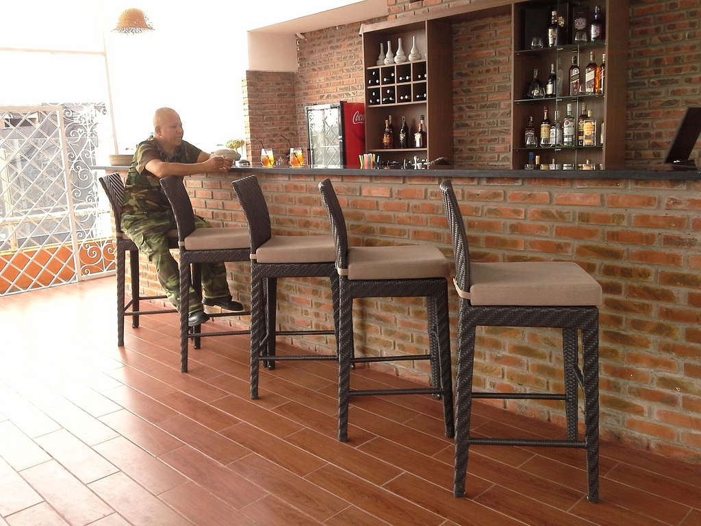 Ghế bar cafe LT101