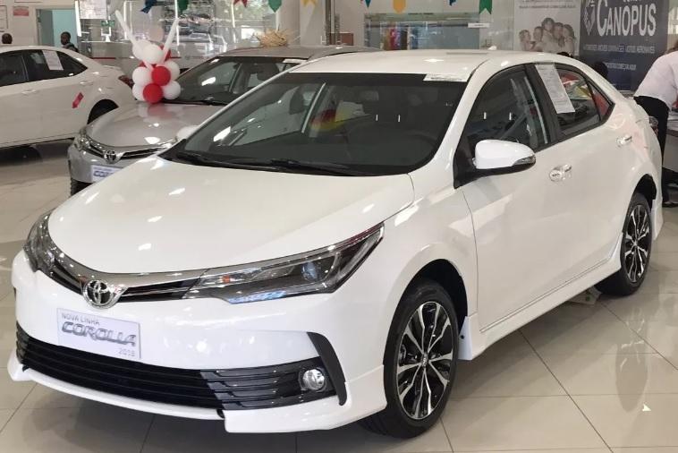 Kết quả hình ảnh cho Toyota Corolla Altis 2.0V Sport (CVT) 2018
