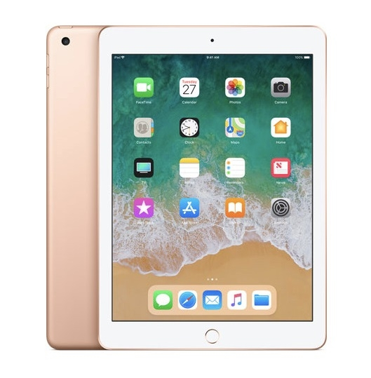 iPad New 9.7 inch Gen 6 - 2018 32GB (4G + Wifi)