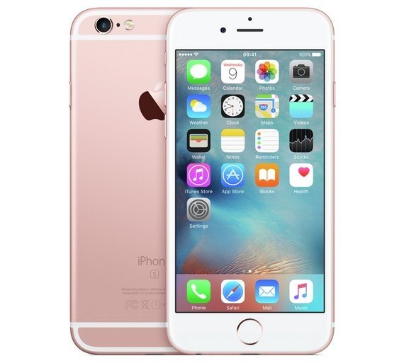 iPhone 6s Plus 16GB Rose Gold (Cũ)
