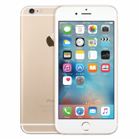 iPhone 6 Plus 16GB Gold (FPT)