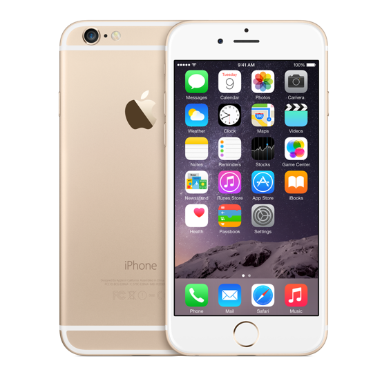 iPhone 6 64GB Gold (Cũ)