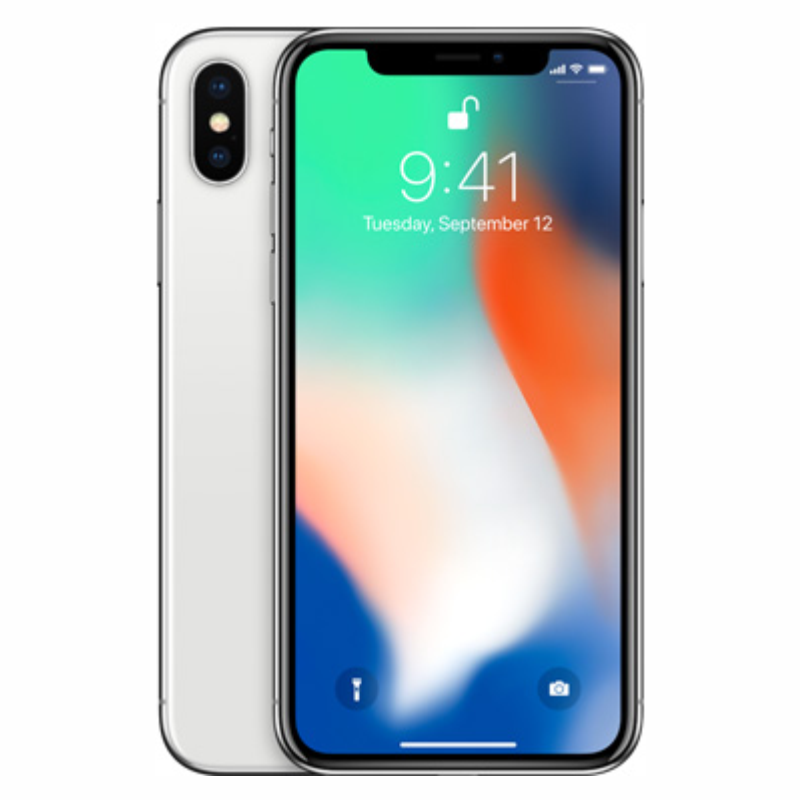 iPhone X 256GB Silver - Hàng FPT
