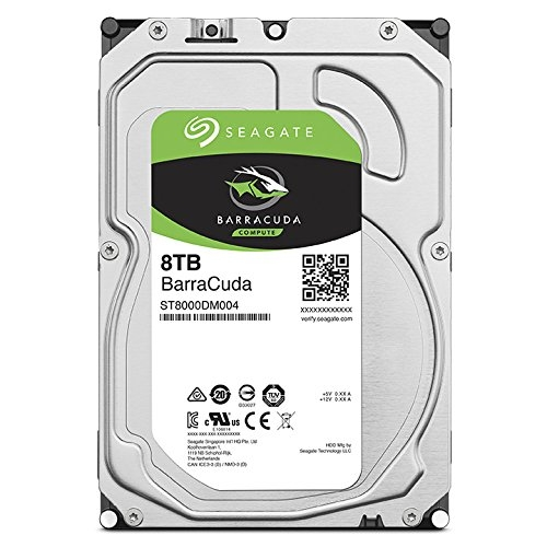 Seagate Barracuda 8TB (ST8000DM004)