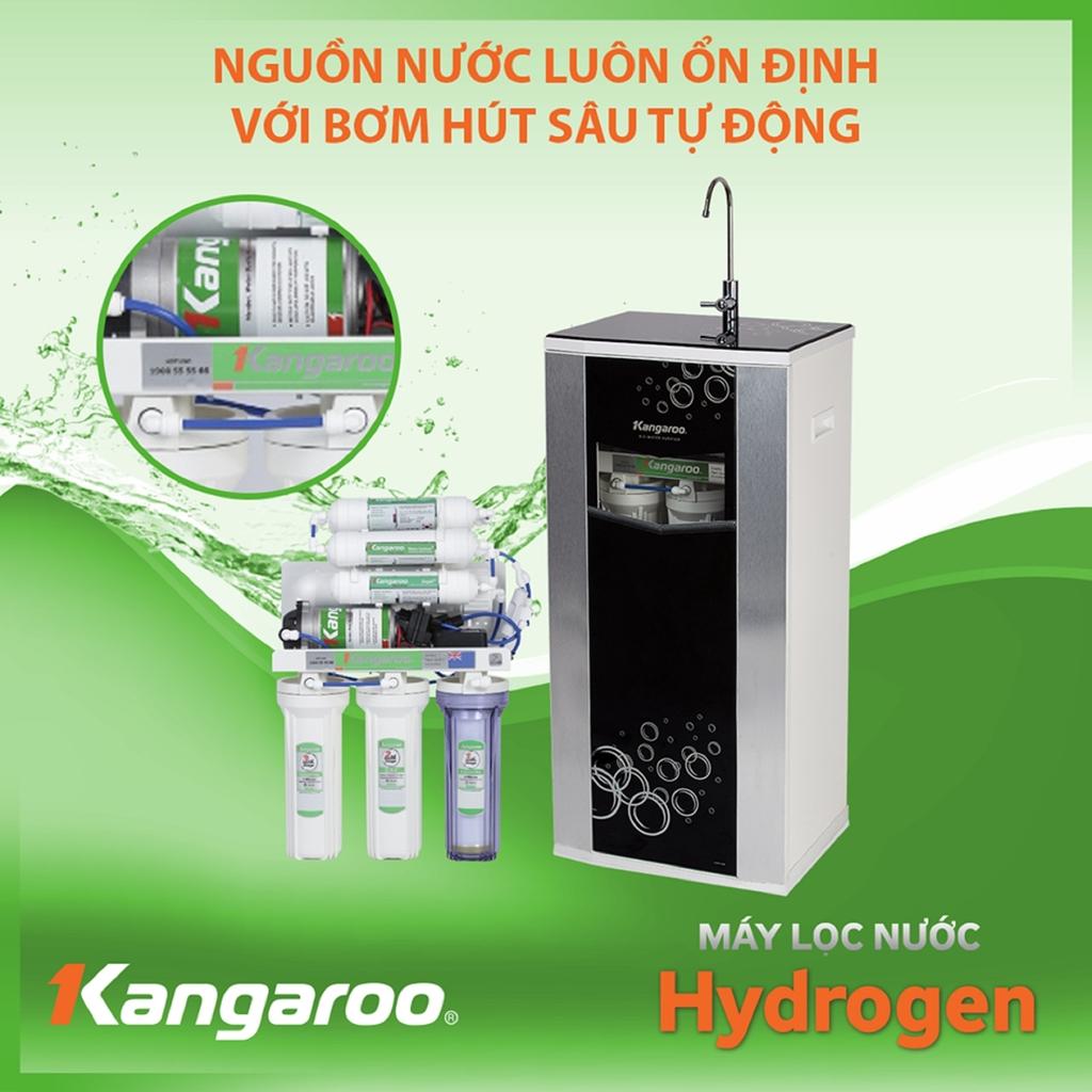 Bao gồm phải cài đặt máy lọc nước Kangaroo Hydrogen KG 100HQ