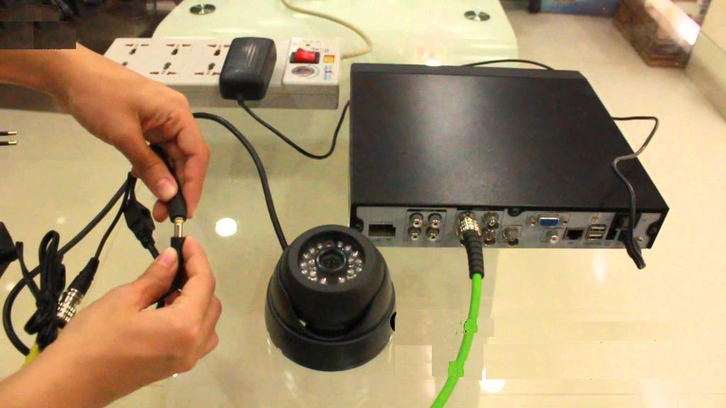 Camera quan sát: Cách sửa camera quan sát bị đen